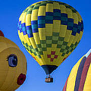 Ballooning Print by Garry Gay