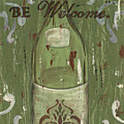 Be Our Guest Print by Debbie DeWitt
