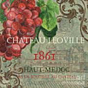 Beaujolais Nouveau 1 Print by Debbie DeWitt
