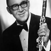 Benny Goodman (1909-1986) Print by Granger