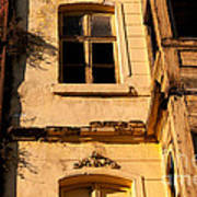 Beyoglu Old House 01 Print by Rick Piper Photography