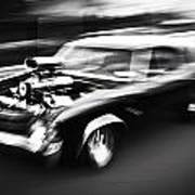 Big Block Chevelle Print by Phil 'motography' Clark