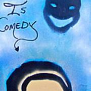 Bill Cosby Print by Tony B Conscious