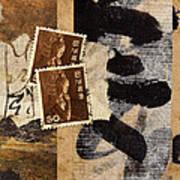 Bodhisattva 1952 Print by Carol Leigh