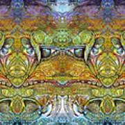 Bogomil Variation 12 Print by Otto Rapp