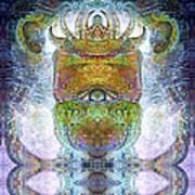 Bogomil Variation 15 Print by Otto Rapp