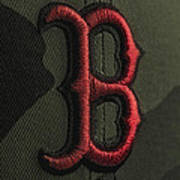 Boston Red Sox Print by David Haskett