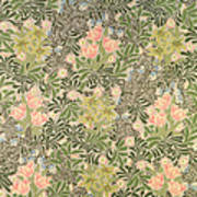 Bower Design Print by William Morris