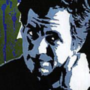 Bruce Banner Print by Stephenie Lee