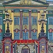 Buckingham Palace Print by Nicky Leigh
