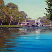 Budgewoi Creek Print by Graham Gercken