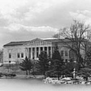 Buffalo History Museum 2 Print by Peter Chilelli