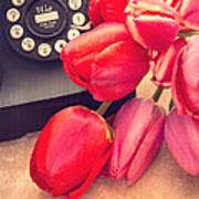 Call Me My Love Print by Edward Fielding
