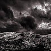 Calm Before The Storm Print by Bob Orsillo