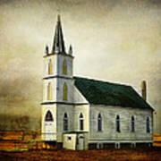 Canadian Prairie Heritage Print by Blair Wainman