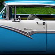 Car - Victoria 56 Print by Mike Savad