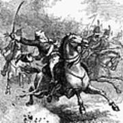 Casimir Pulaski (1748-1779) Print by Granger