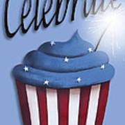 Celebrate The 4th / Blue Print by Catherine Holman