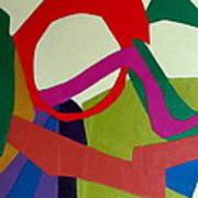 Cha Cha Print by Diane Fine