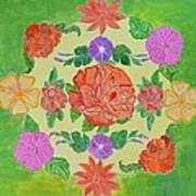 Chaitra Mandala Print by Sonali Gangane