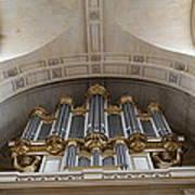Chapel At Les Invalides - Paris France - 01133 Print by DC Photographer