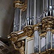 Chapel At Les Invalides - Paris France - 01135 Print by DC Photographer