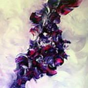 Cherry Rock'n Roll Print by Isabelle Vobmann