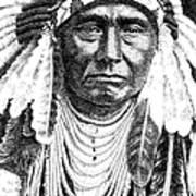 Chief-joseph Print by Gordon Punt