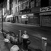 Chinatown New York City - Joe's Ginger On Pell Street Print by Gary Heller