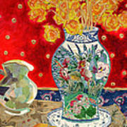 Chinoiserie Print by Diane Fine