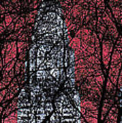 Chrysler Building 8 Print by Andrew Fare