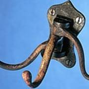 Coat Hanger From The Titanic Print by Science Photo Library