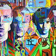 Coldplay Print by Joshua Morton