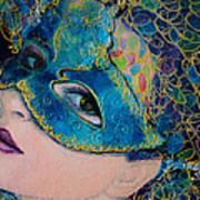 Colombina's Sight Print by Dorina  Costras