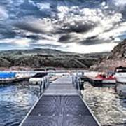 Colorado Boating Print by Dan Sproul