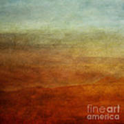 Colours Of The Fall Print by Priska Wettstein