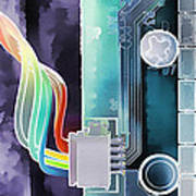 Computing Print by Steve Ohlsen