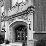 Concordia University Meyer Hall Print by University Icons