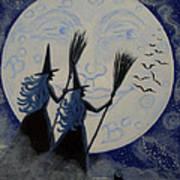 Conjuring Constellations Print by Christine Altmann