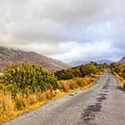 Connemara Roads - Irish Landscape Print by Mark Tisdale