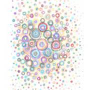 Convexity Print by Regina Valluzzi