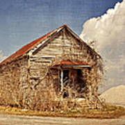 Country Schoolhouse  Print by Marty Koch