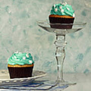 Cupcake Frenzy Print by Inspired Nature Photography Fine Art Photography