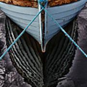 Dark Waters Print by Stelios Kleanthous