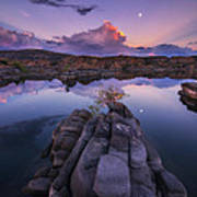 Days End Print by Peter Coskun