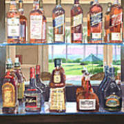 Del Coronado Spirits Print by Mary Helmreich
