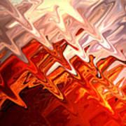 Desert Light Print by Aidan Moran