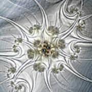 Diamonds Print by Sharon Lisa Clarke