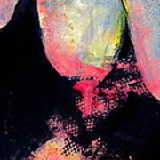 Distraction Abstraction Print by Betty Pieper