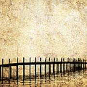 Dock 2 Print by Skip Nall